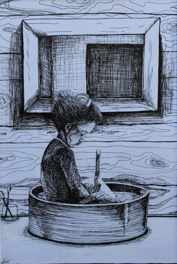 Le bainVendu